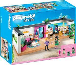 Playmobil Gästebungalow 5586 Neu & OVP Moderne Luxusvilla Haus ...