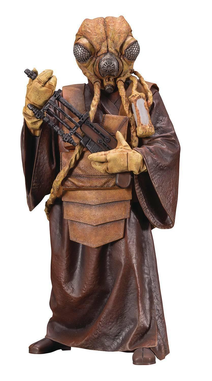 Star Wars Zuckuss Bounty Hunter Kotobukiya ArtFX+ 7  Empire Strikes Back SW143