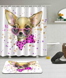 Image Is Loading 71 79 034 Waterproof Shower Curtain 12 Hooks