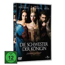 DVD DIE SCHWESTER DER KÖNIGIN - SCARLETT JOHANSSON *** NEU ***