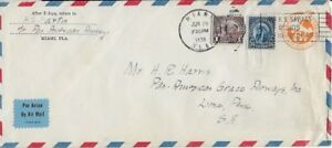 1935-Airmail-Cover-from-Miami-FL-to-Lima-Peru-Pan-American-Airways