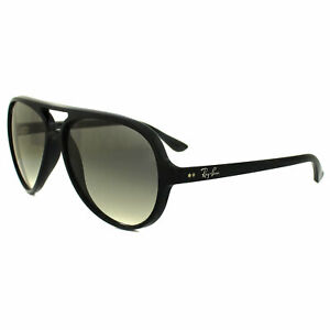 42b0b97977d9f Ray-Ban Sunglasses Cats 5000 4125 601 32 Black Grey 805289288671
