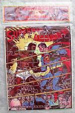 NITF NEW Superman vs Muhammad Ali Limited Collectors Edition Puzzle 1 Argentina