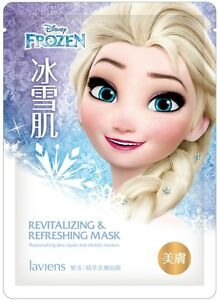 Laviens-x-Disney-Frozen-Elsa-Skincare-Revitalizing-amp-Refreshing-Facial-Mask-1pc