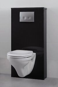 wc verkleidung f r geberit vorwandelement duofix und duofix basic element neu ebay. Black Bedroom Furniture Sets. Home Design Ideas