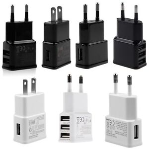 1A-2A-AC-USB-Power-Wall-Charger-Adapter-Travel-EU-US-Plug-For-Samsung-iPhone-HTC