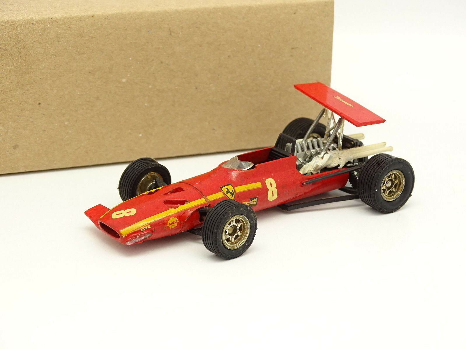 Dinky Francia De Juguetes 1 1 1 43 - Ferrari F1 V12 1422  disfrutando de sus compras