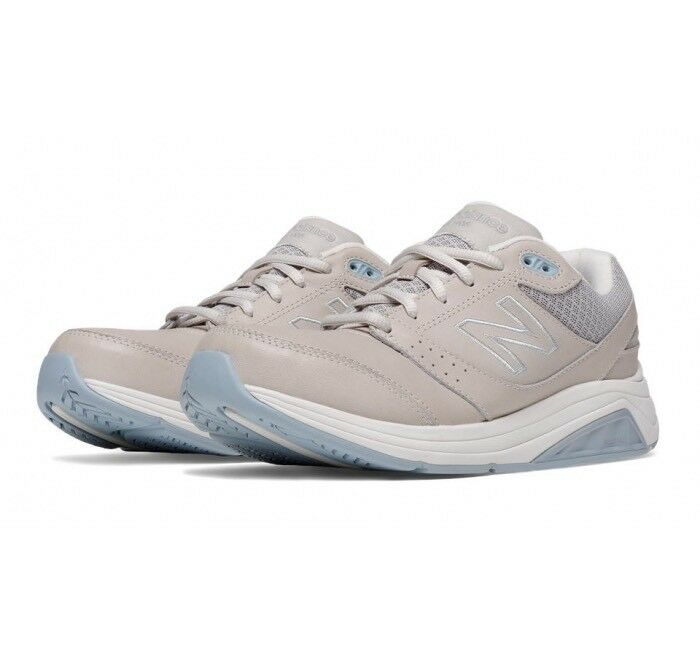 IN BOX New Balance WW928GR2 Walking Comfort Schuhes Größe 6 XXWIDE GREY BLUE