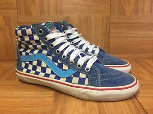 5f286e5547 RARE🔥 VANS Sk8-Hi HARO Freestyler Vintage BMX Men s Shoes Size 7 GT ...