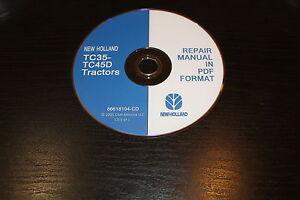 tc40 new holland manuals