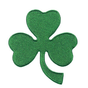 3 Leaf Clover St Patrick S Day Irish Shamrock Three Applique Sew