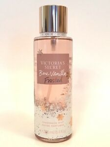 5f27df50875b1 Details about 1 VICTORIA'S SECRET BARE VANILLA FROSTED FINE FRAGRANCE MIST  BODY SPRAY 8.4 OZ