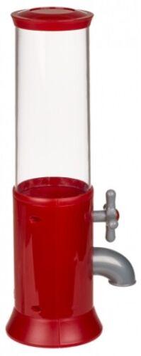 ca Retro-Süßigkeitenspender Süssigkeiten Spender Candy Dispenser 14x31 cm rot