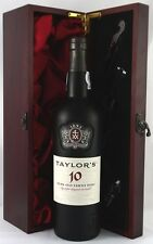 Taylor Fladgate 10 year old Tawny Port (75cls) in a silk lined gift box