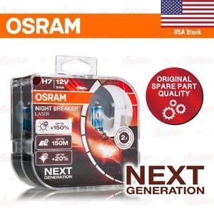 H7 Night Breaker DuoBox 55W 2 Stk. 64210NB-HCB Osram