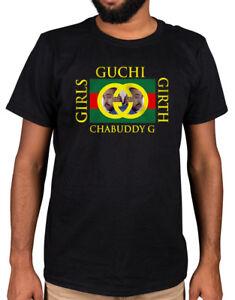 Ulterior Clothing Chabuddy 'GGG' T-Shirt Girls Guchi Girth Kurupt FM BpP7y