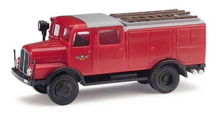 Busch 95603 Espewe  Ifa S4000 Tlf , Vorb. Volunteer Fw , Car Model 1 87 (H0)