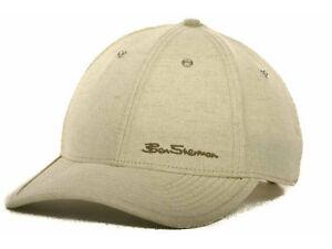 Image is loading Ben-Sherman -Paramount-Headwear-Chambray-Adjustable-Strapback-Cap- 40296ecb69c