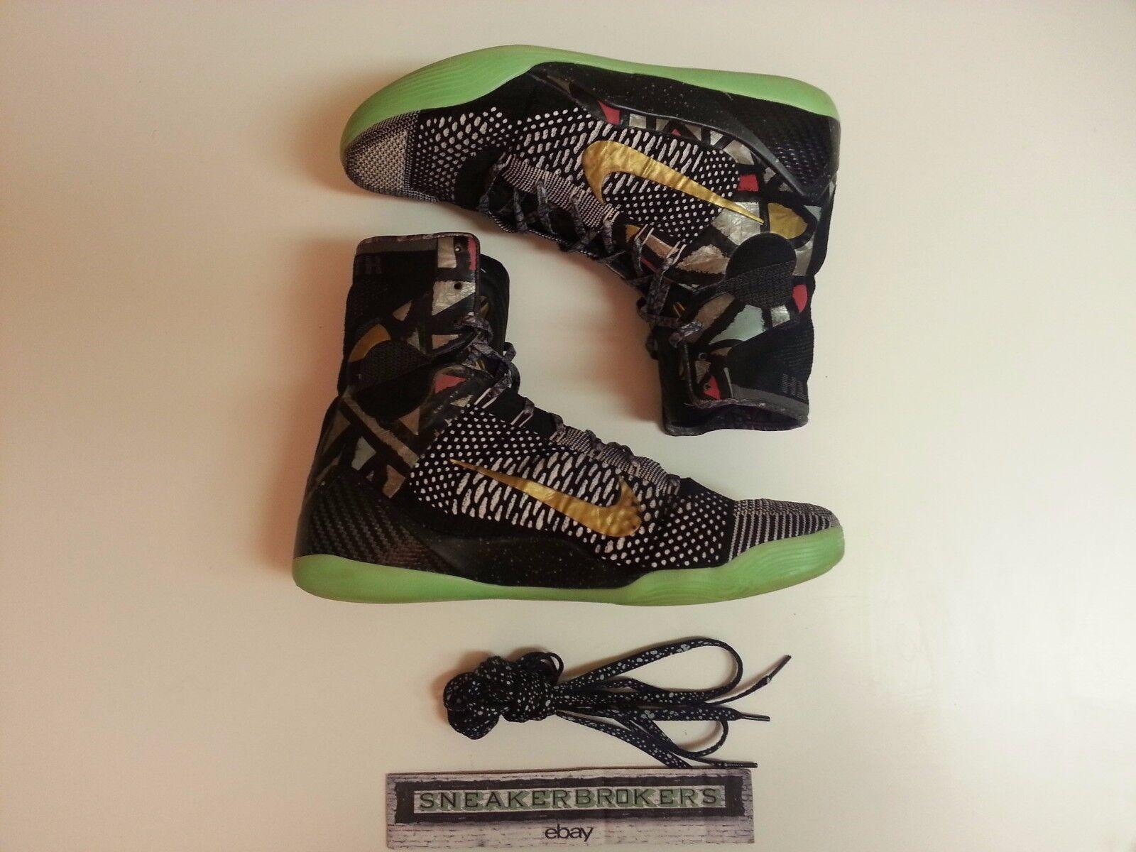 Nike kobe 9 - elite elite elite am all - star - nola  13.details, wie die niedrigen bhm x 11. 52882d