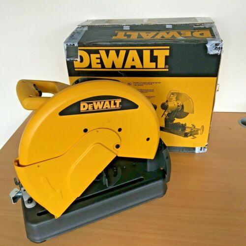 DeWalt D28710-LX abrasif chopsaw 355 mm 110 V 2200 W D28710 Coffret *