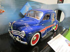 RENAULT 4CV ALSACIENNE 1950 tol 1/43 SOLIDO 8407.02 voiture miniature collection