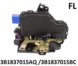 SKODA FABIA SEAT IBIZA CORDOBA 02-09 DOOR LOCK ACTUATOR FRONT LEFT 3B1837015AQ