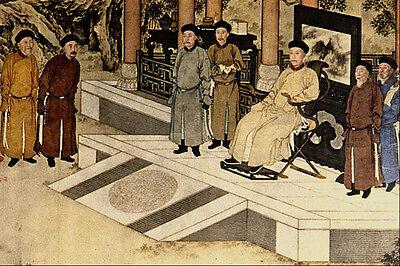 Art 565095 The Kirghizes Lang Shih Ning Giuseppe Castigli A4 Photo Print