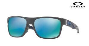 7109828cc7 Image is loading OAKLEY-Sunglasses-OO9361-09-CROSSRANGE-Matte-Dark-Grey-