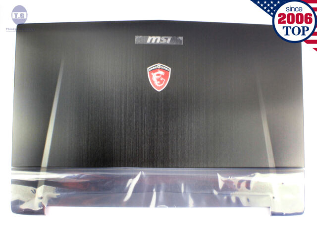 NEW MSI GT72 GT72S 1781 1782 LCD Back Cover 307-781A415-Y311 307781A417Y31