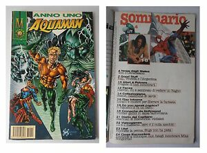 Play-Magazine-15-DC-Comics-Play-Press-Aprile-1997-Aquaman