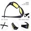 Night Vision HD Driving Glasses Polarized Yellow Lens Tinted Unisex Polar-Tech