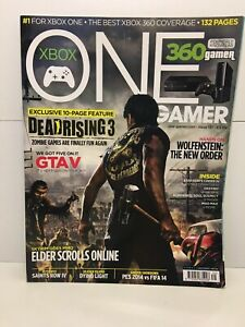 Xbox One Gamer magazine Issue 131  2013  Dead Rising 3  Exclusive UK free post