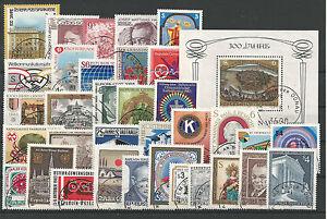 Osterreich-Jahrgang-1983-gestempelt-komplett