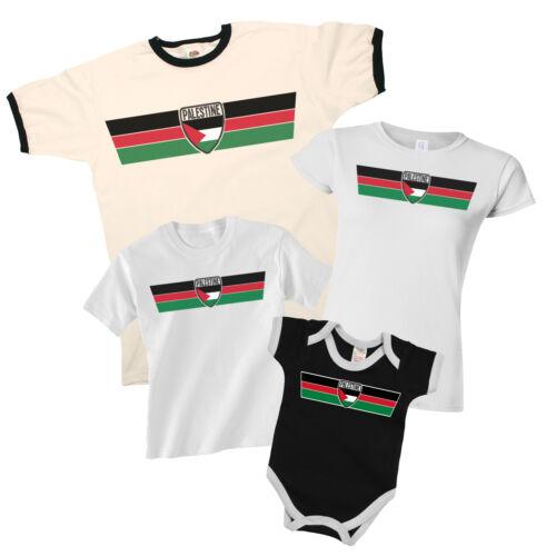 THAILAND Patriotic Retro Strip T-Shirt *Choice Of MENS LADIES KIDS BABY GROW*