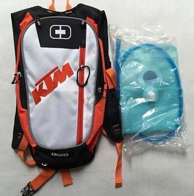 KTM Off Road Motorcycle Racing Outdoor Multifunctional Bag Water Bag Backpack