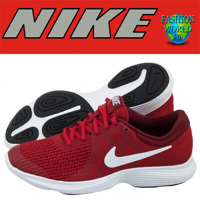 Kids Shoes Red 943309 601 Gym Red