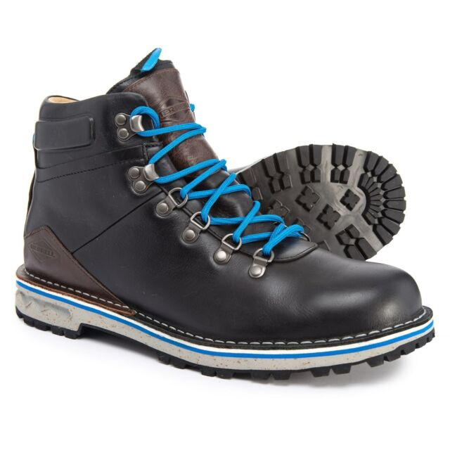 New Men`s Merrell Sugarbush WP Boots