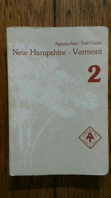 Appalachian Trail Guide  New Hampshire - Vermont  # 2  Paperback