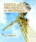 Statics and Mechanics of Materials, Student Value Edition Plus Masteringengineering with Pearson Etext -- Access Card Package by Russell C Hibbeler (Mixed media product, 2016)