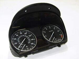 BMW-3-E90-LCI-2-0-Benzin-Petrol-tacho-CLUSTER-Kombiinstrument-speedometer