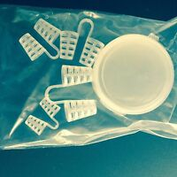 Reusable Anti Snore Nasal Dilators, Stop Snoring No Spray, Help Deviated Septum
