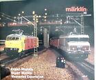 Catalogo MARKLIN Export Modelle 1991-92 - DEU ENG FRA - [TR.25]