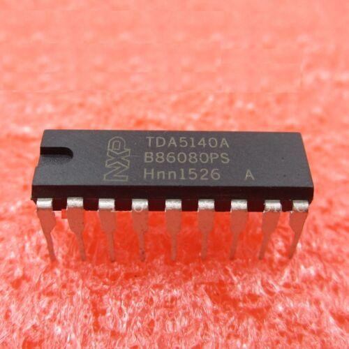 1PCS TDA5140 TDA5140A IC DIP-18 NEW Good Quality L