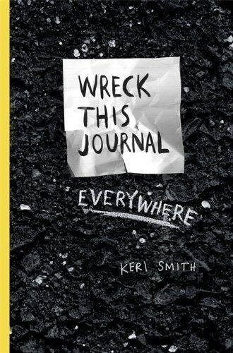 1 of 1 - Wreck This Journal Everywhere by Keri Smith