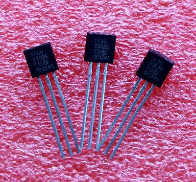 MICROCHIP V REG IC TO-92-3 LDO 250MA MCP1700-3302E//TO