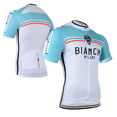 New Men Fashion Riding Clothing Cycling Top Jersey Bicycle Short Sleeve Shirt