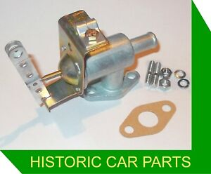 Straight Cable Heater Shut Off Valve Fasteners For Morris Mini