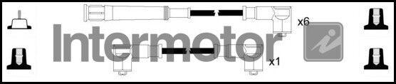Intermotor Zündleitunge Kabel-Satz 76256 - Brandneu - Original - 5 Jahre