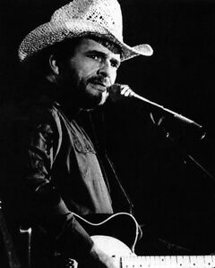 American-Singer-MERLE-HAGGARD-Glossy-8x10-Photo-Country-Music-Print-Poster