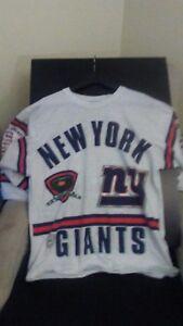 vintage 90s NEW YORK GIANTS SUPER BOWL VICTORIES 1934 CHAMPS t-shirt ... 04cede19a